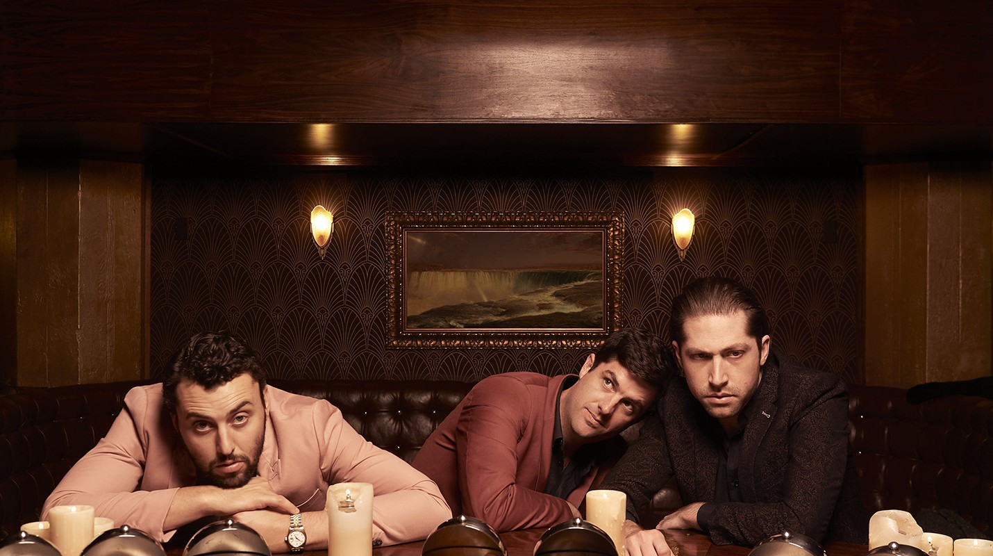 Mini Mansions release new video for 'Hey Lover'