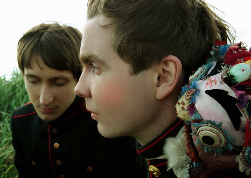 Jonsi & Alex Somers