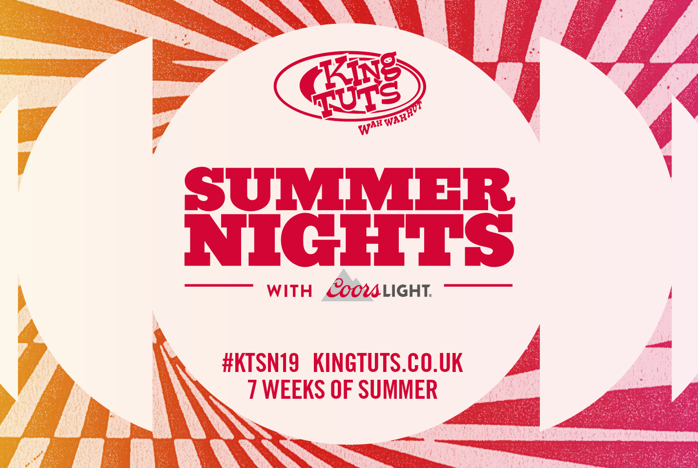 King Tut's Summer Nights 2019