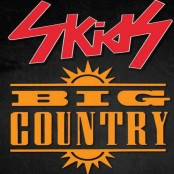 The Skids and Big Country