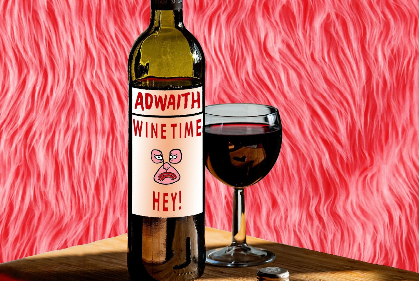New Double Single 'HEY!/Wine Time' from Adwaith