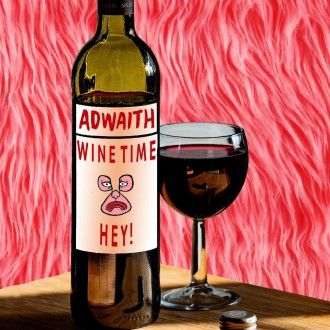 Adwaith Wine Time