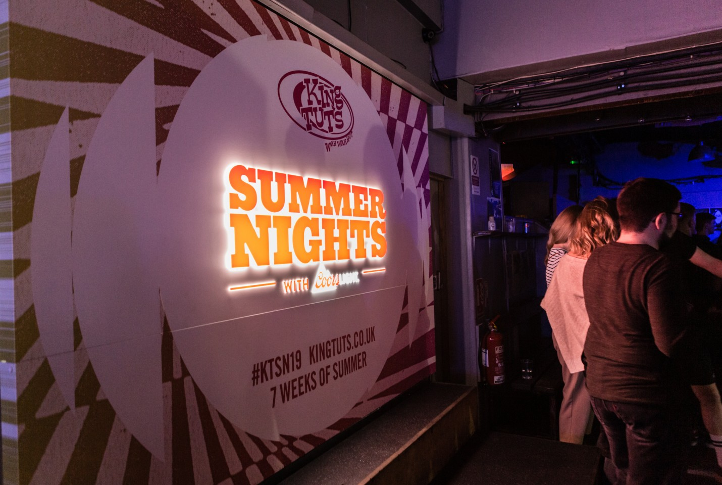 A Successful Summer Nights With Coors Light Festival
