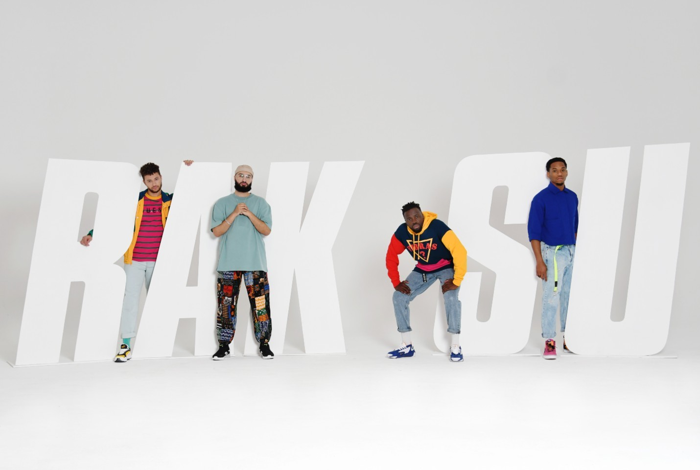 Win Tickets to see Rak-Su in Glasgow