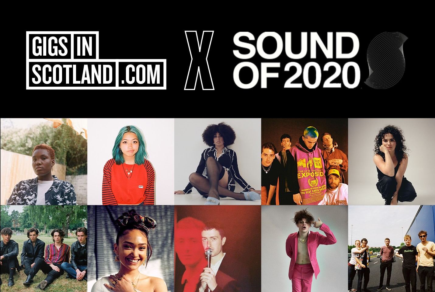 BBC Sound Of 2020 Gigs in Scotland