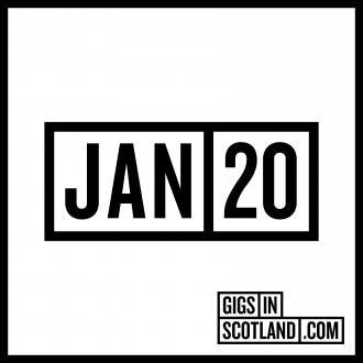 January 2020 Spotify Playlist | Gigs in Scotland