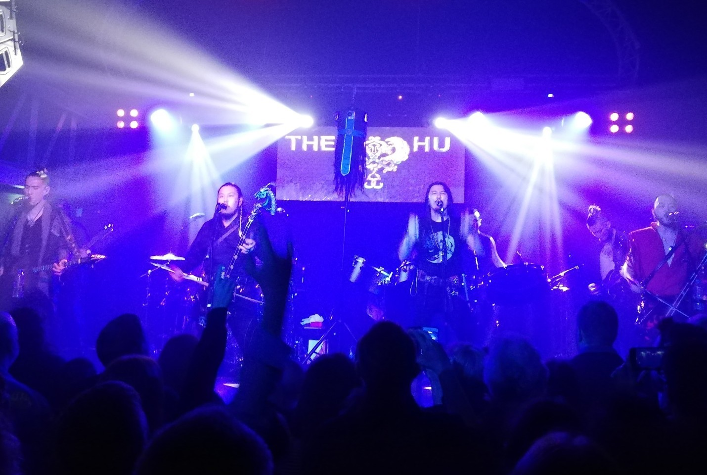 Gig Review - The Hu