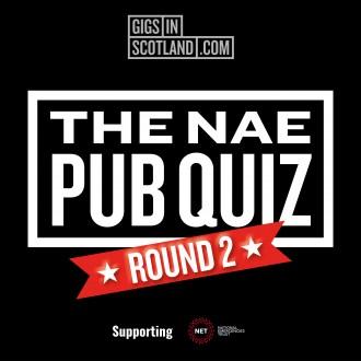 The Nae Pub Quiz: Round 2