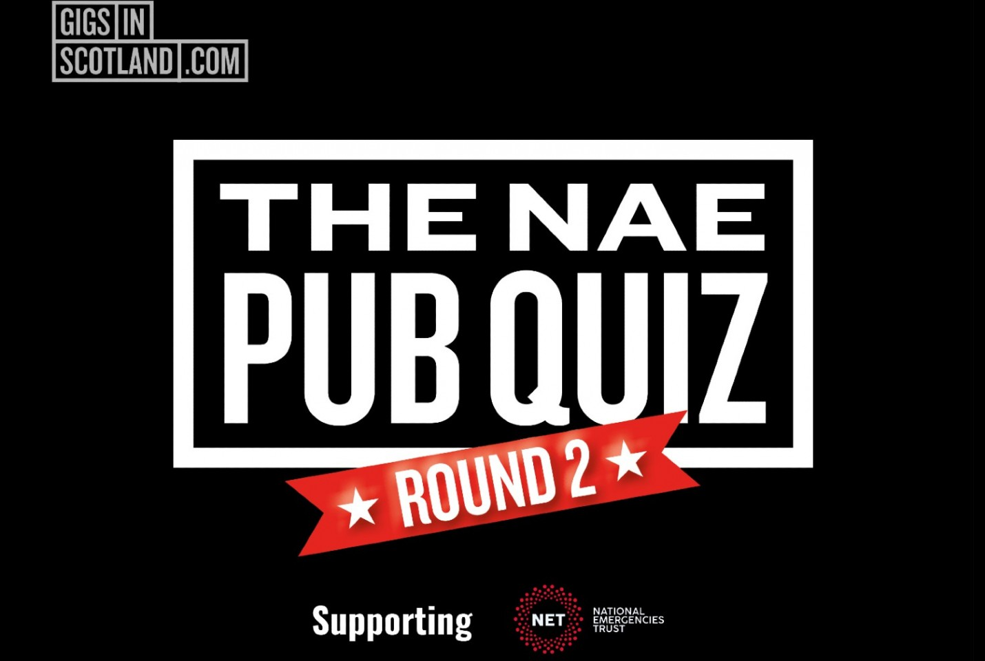 The Nae Pub Quiz: Round Two
