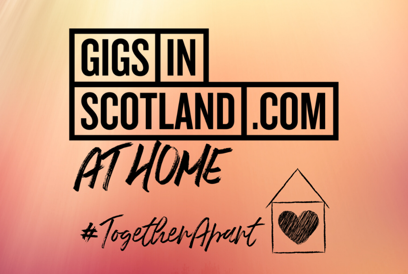 The All New: Gigs in Scotland At Home