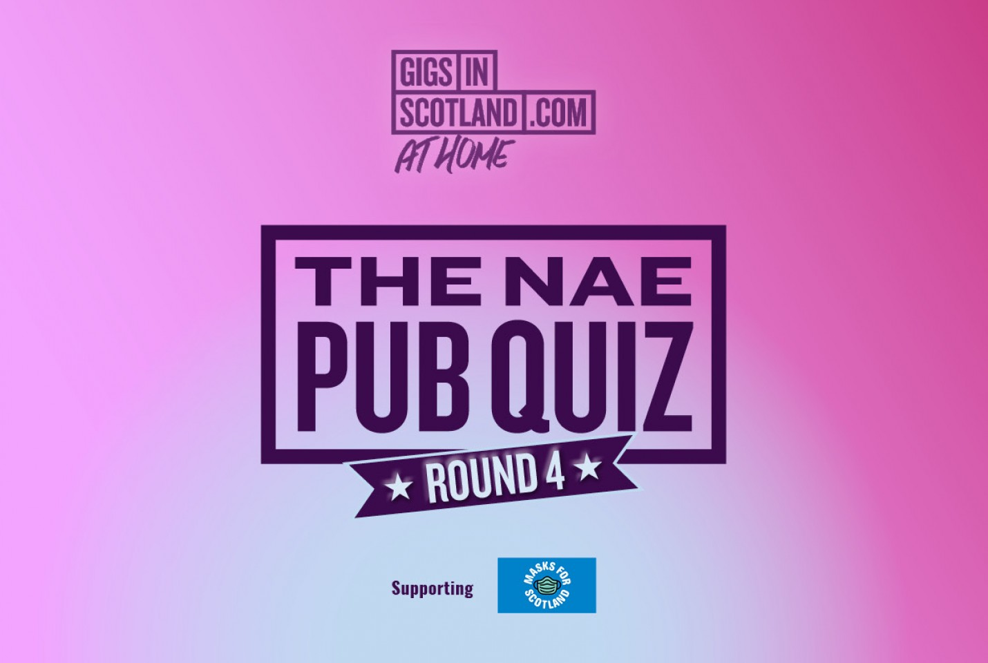 The Nae Pub Quiz: Round Four