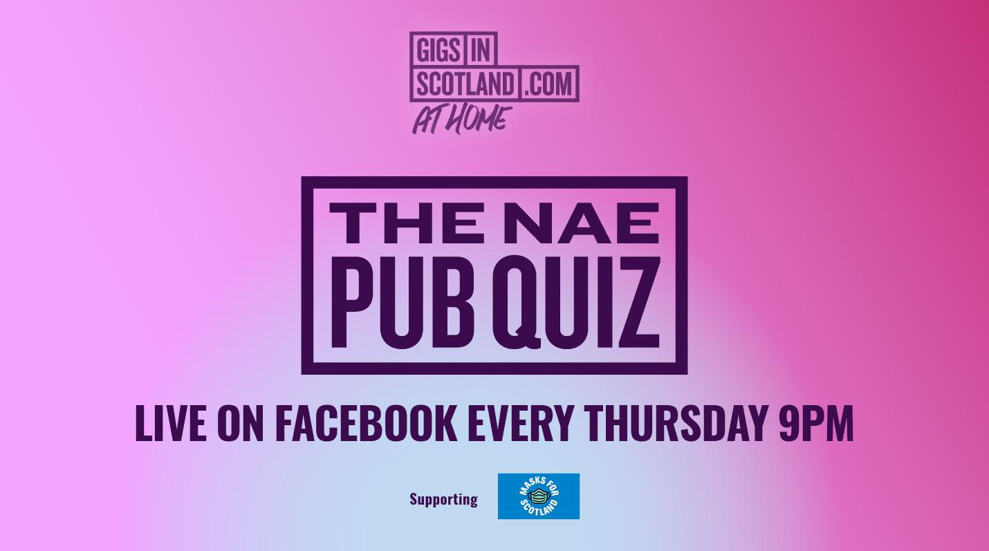 The Nae Pub Quiz