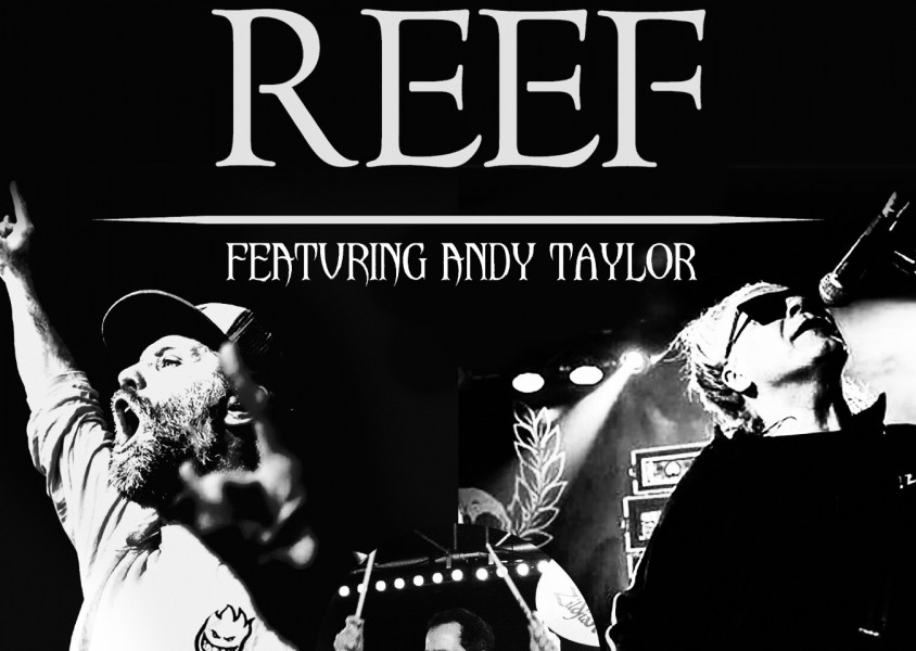 Reef Featuring Andy Taylor and Guests