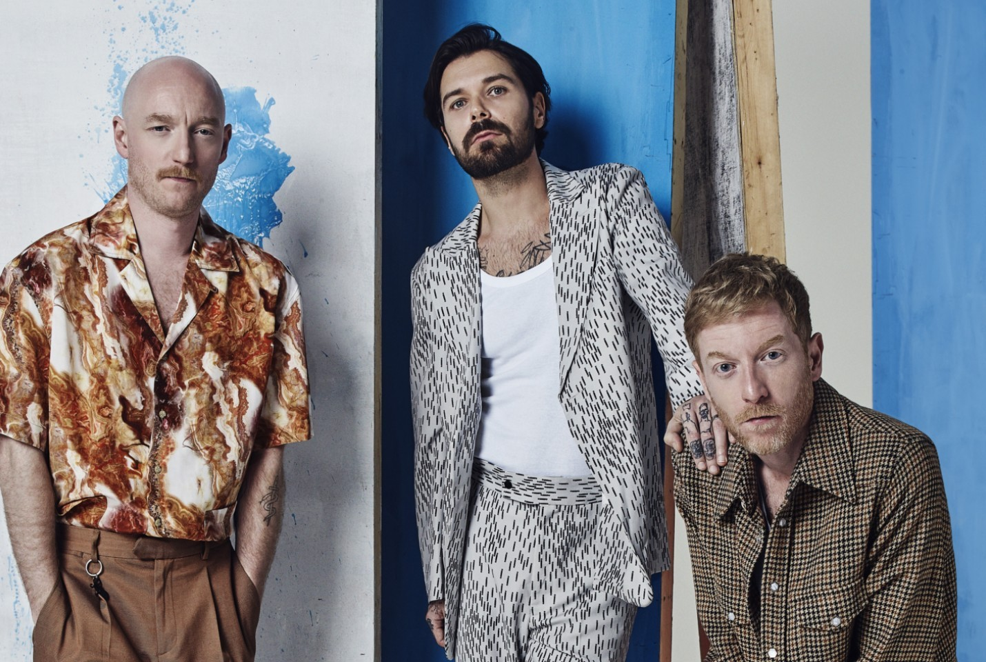 Biffy Clyro Announce Bellahouston Park Show
