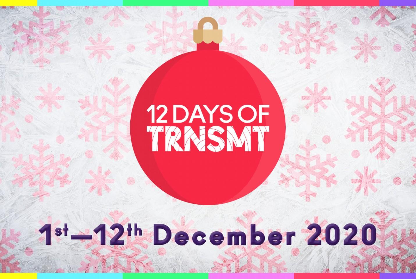 12 Days of TRNSMT Giveaway