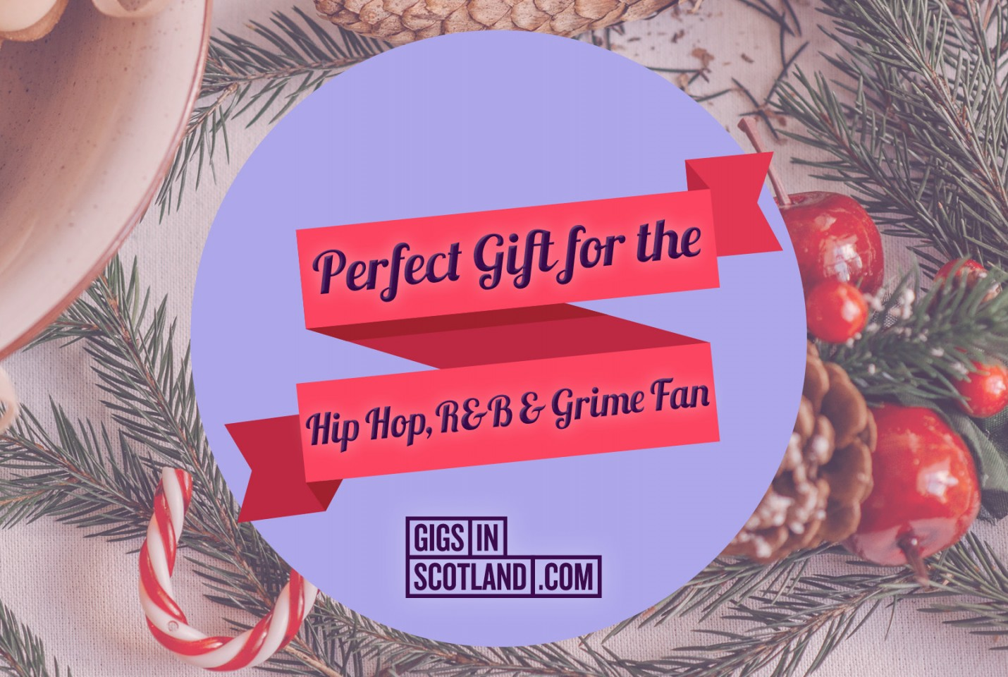 Hip Hop, R&B and Grime Fan - Christmas Gift Guide 2020