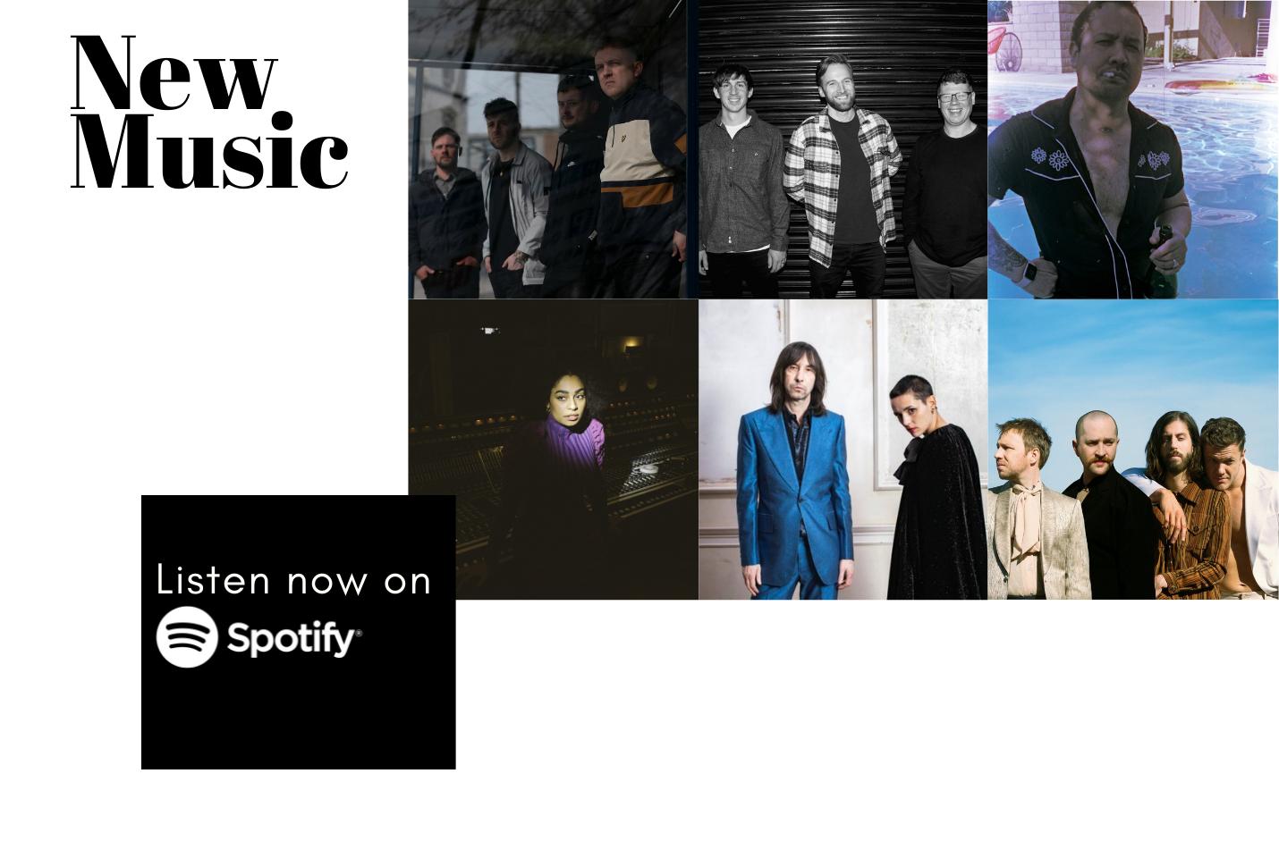 New Music Friday! - Gigs in Scotland Spotify Playlist