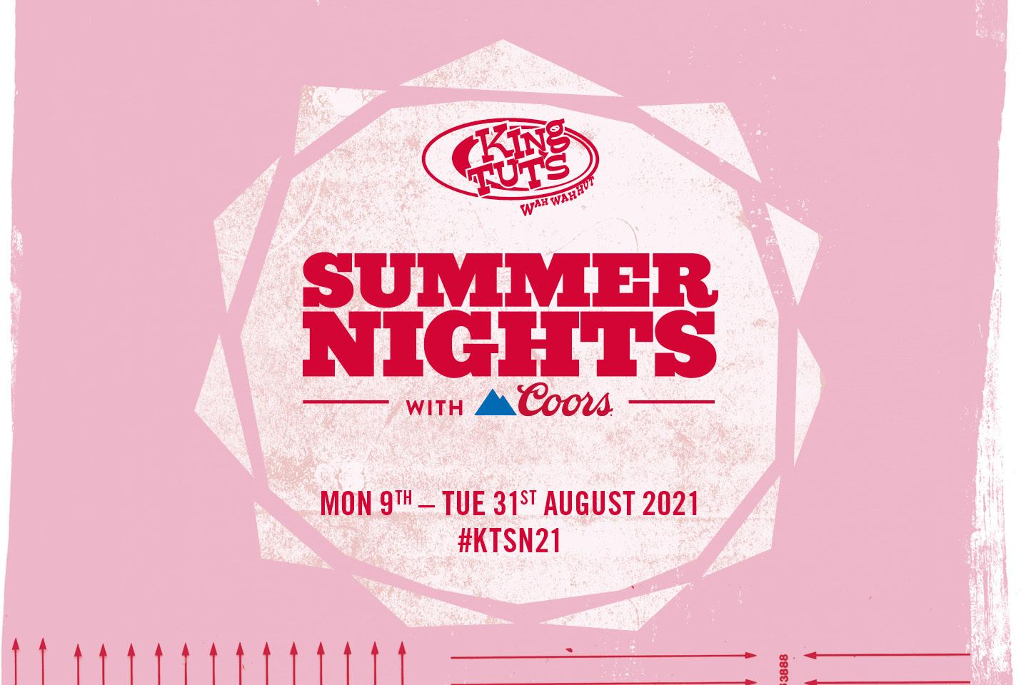 King Tut's Summer Nights