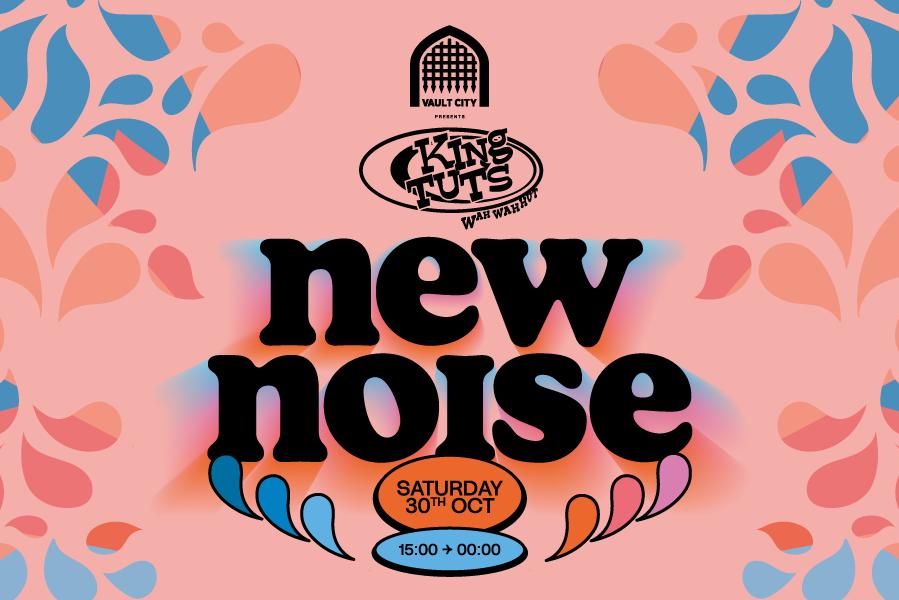 Vault City Presents New Noise